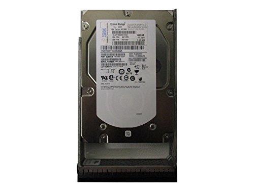 IBM 600GB 15K 6GB 3.5INCH SAS HDD 49Y1866 (Certified Refurbished) by IBM