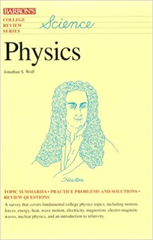 Amazon physics barrons college review series 9780812095227 physics barrons college review series fandeluxe Images