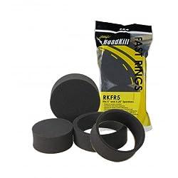 "Road Kill Rkfr5 3 Piece Foam Speaker Enhancer System Kit For 5"" & 5.25"" Drivers"