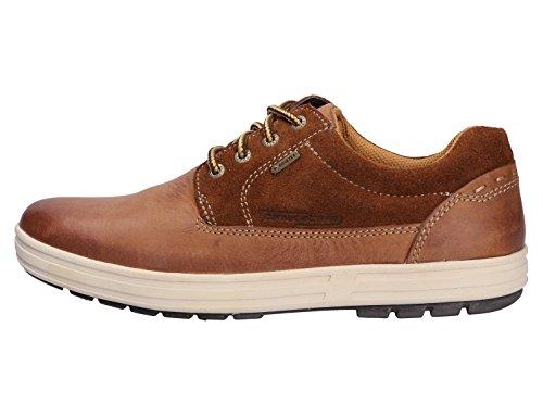 camel active LAPONIA GTX 395.11.04 hommes Chaussures à lacets, marron 46.5 EU