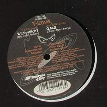 T Love - Witch-Bitch? / Q.M.S. - Ninja Tune - ZEN 1299 ...