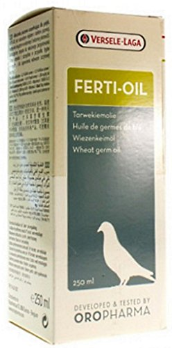 Versele-laga Oropharma Ferti-oil Wheat Germ Oil 250ml by Oropharma