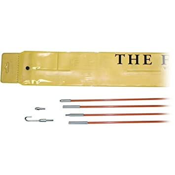 BES FIBERFISH II FOUR PACK ROD KIT