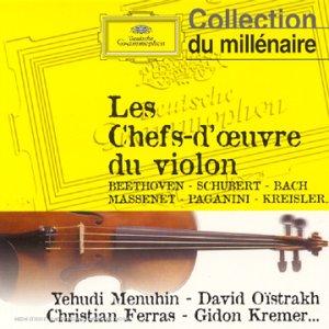 """Afficher """"Les chefs-d'oeuvre du violon"""""""
