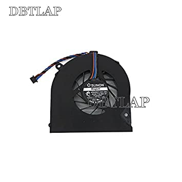 DBTLAP Ventilador de la CPU del Ordenador portátil para HP ProBook ...