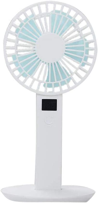 Earlyad Mini Ventilador USB Humidificador silencioso Ventilador ...