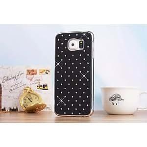 GX Teléfono Móvil Samsung - Cobertor Posterior - Diseño Especial - para Samsung Samsung Galaxy S6 ( , Rose