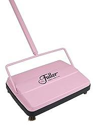 Fuller Brush Electrostatic Carpet & Floor Sweeper (Pink)
