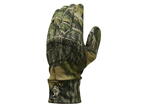 Ol' Tom Stretch Fit Hunting Gloves (NWTF Mossy Oak Obsession)