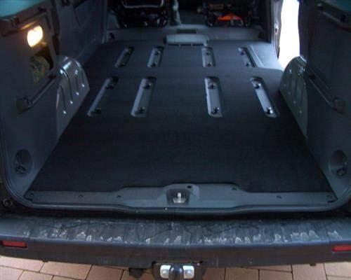 Dsx Kofferraummatte Gastraum Teppich Fußmatten Opel Vivaro B Combi Ab 8 2014 482mitlüft Auto