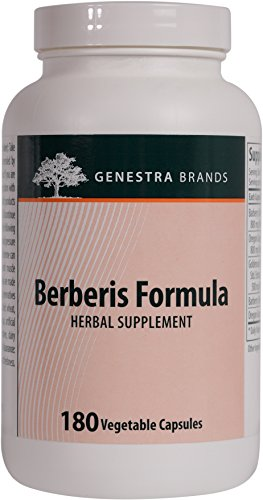 Genestra Brands Berberis Goldenseal Supplement
