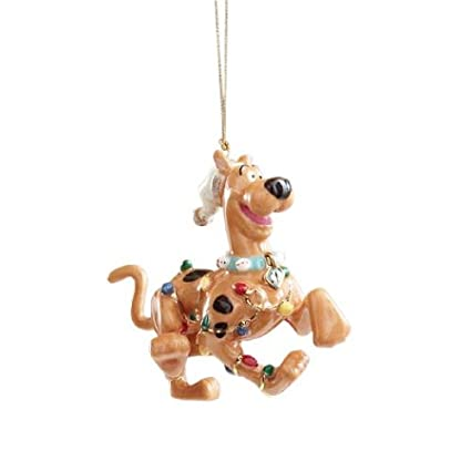 Lenox A Scooby Doo Holiday Ornament - Amazon.com: Lenox A Scooby Doo Holiday Ornament: Home & Kitchen