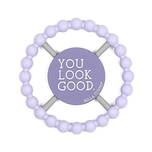 Bella Tunno You Look Good Teether, Purple