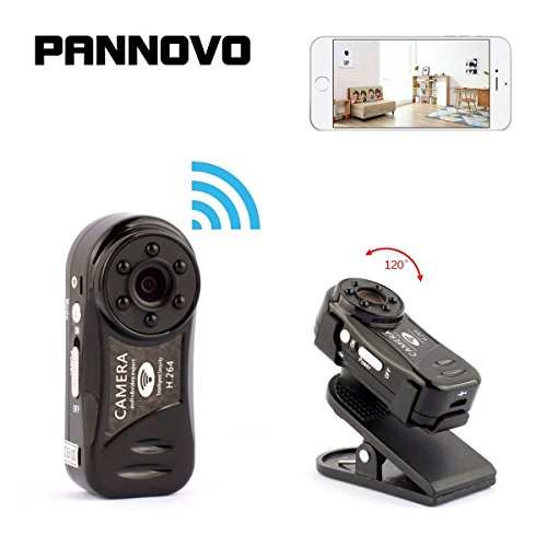 Camera PANNOVO wireless Wireless recorder
