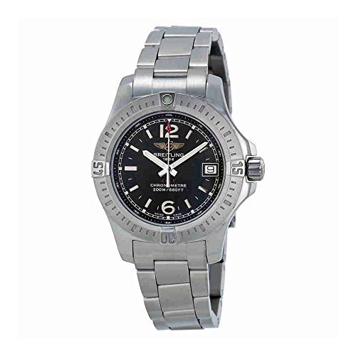 Breitling Women's A7738811/BD46 Colt Analog Display Quartz Silver Watch