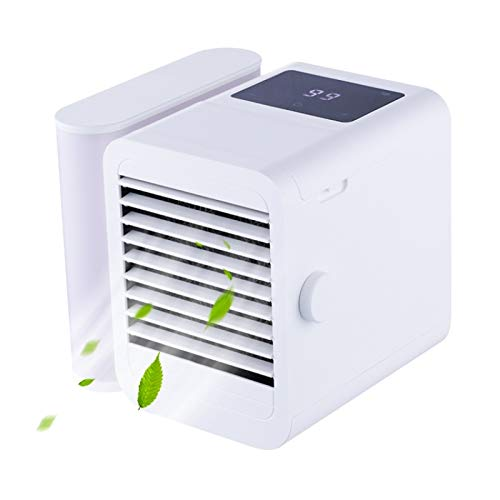 Electric Fans Great 3 in 1 Refrigeration + Humidification + Purification Air Cooler Desktop Cooling Fan Ordinary Version