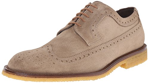 To Boot New York Men's Bergen Oxford, Softy Flint, 10 M (Suede Wingtip Boots)