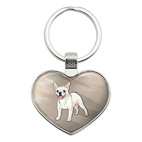 french bulldog key ring - 7