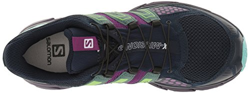 Salomon Frauen X-Mission 3 W-w Navy Blazer / Traubensaft / Nordatlantik
