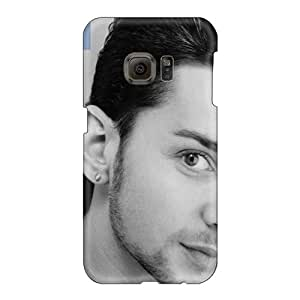 Durable Hard Cell-phone Case For Samsung Galaxy S6 (QPF9624MwEE) Custom HD Depeche Mode Band Pattern