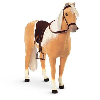American Girl Palomino Horse