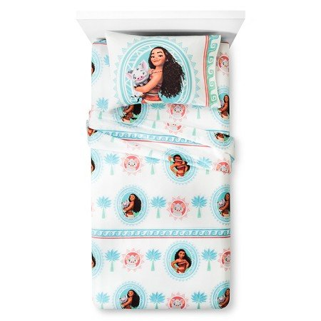 Disney Moana Twin Sheets