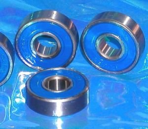 UPC 692128466921, 10 Bearing 6000-2RS 10x26x8 Sealed Ball Bearings