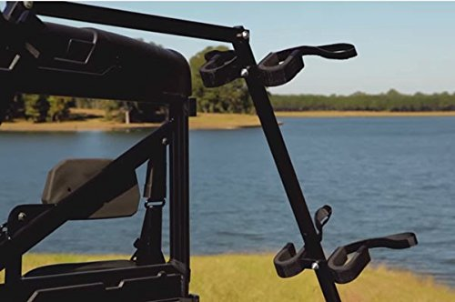Kawasaki Teryx 4 2016 Sporting Clays UTV Gun Rack for Your Cargo Bed by Great Day (Image #3)