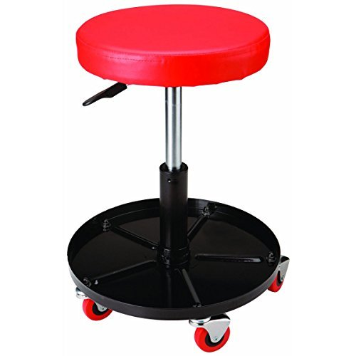Sit Down Arcade (Arcade stool adjustable roller chair seat for cocktail or sit down style arcade jamma or mame games by RetroArcade.us)