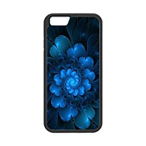 iPhone 6 4.7 Inch Cell Phone Case Black Daisy Flower SJ9479925