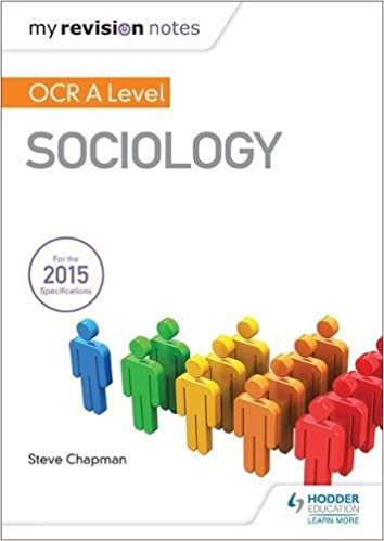 My Revision Notes: OCR A Level Sociology: Amazon co uk