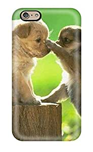 AmandaMichaelFazio Scratch-free Phone Case For Iphone 6- Retail Packaging - Funny And Cute