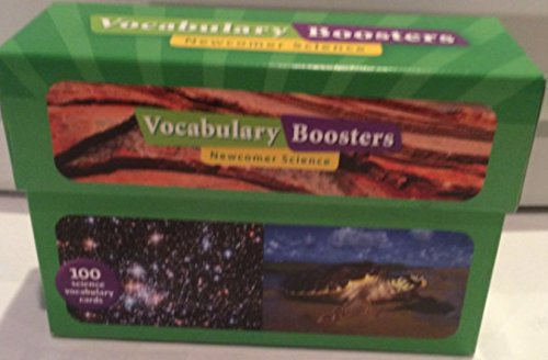 Vocabulary Boosters Newcomer Science ()