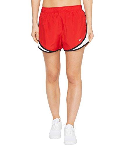 マイク暴徒おめでとう(ナイキ) NIKE レディースショーツ?短パン Dry Tempo Short Sport Red/White/Black/Wolf Grey S