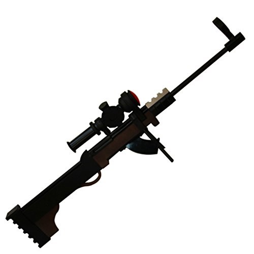 Mtxc League of Legends Cosplay Caitlyn Prop Weapons 3rd Black