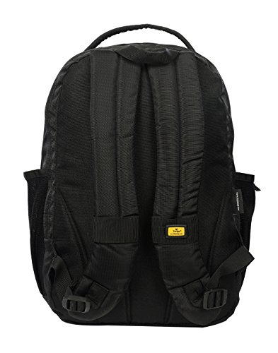 Liviya 34 Liters Black Casual Backpack  Amazon.in  Bags, Wallets   Luggage f726fe3c9e