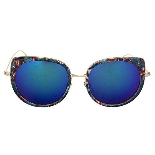 Aoligei Grand cadre Dame lunettes de soleil européenne et américaine du vent grandes lunettes de conduite de la rue pour tirer des lunettes de soleil IPdLh