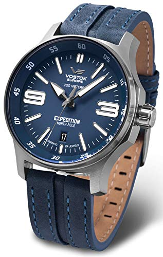 Vostok Europe Expedition North Pole Automatic