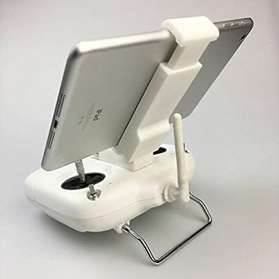 Hooshion Extended Phone Holder Controller Holder Mount Bracket for DJI Phantom 3 Standard Remote Controller Bracket FVP Monitor Holder
