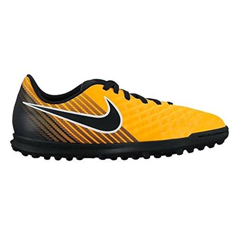 Nike Unisex-Kinder Jr. Magistax Ola II TF Fußballschuhe Orange