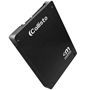 Mushkin Enhanced Callisto Deluxe 120 GB Solid State Drive MKNSSDCL120 GB-DX (Black)