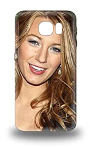 Series Skin 3D PC Case Cover For Galaxy S6 Blake Lively American Female Gossip Girl Green Lantern The Sisterhood Of The Traveling Pants ( Custom Picture iPhone 6, iPhone 6 PLUS, iPhone 5, iPhone 5S, iPhone 5C, iPhone 4, iPhone 4S,Galaxy S6,Galaxy S5,Galaxy S4,Galaxy S3,Note 3,iPad Mini-Mini 2,iPad Air )