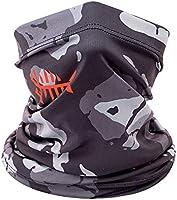 Bassdash UPF 50+ UV Protection Neck Gaiter Multi Scarf Sun Protector for Fishing Hunting Kayaking Hiking Cycling and...