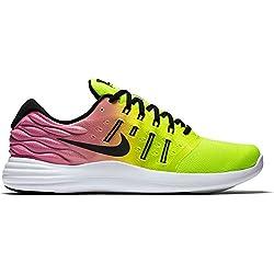 Nike Men's LunarStelos Olympic Color Running Shoe Multi-color Size 11 M US