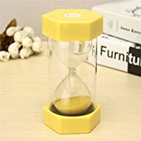 New Sand Timer Hourglass Cooking Sport Clock Timer Sandglass 3 Minute Home Decor Toy By KTOY