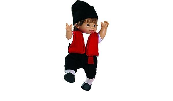Amazon.es: Paola Reina - Paolito, muñeco bebé con Traje Regional ...