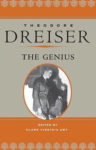 book cover of The Genius