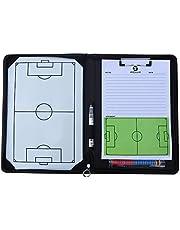 Sportacular Gear Coach-map voetbal incl. tactisch bord en accessoires   trainingsmap   tactische map voor voetbaltrainer  