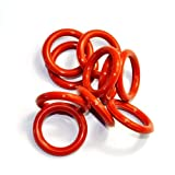 Cary 23mm ID 5mm Thickness Tube Dampers Silicone