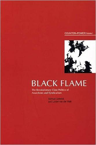 Black flame the revolutionary class politics of anarchism and black flame the revolutionary class politics of anarchism and syndicalism counter power vol 1 fandeluxe Gallery